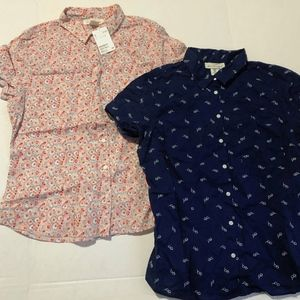 NWT/NWOT H&M 2-for-1 Shirts